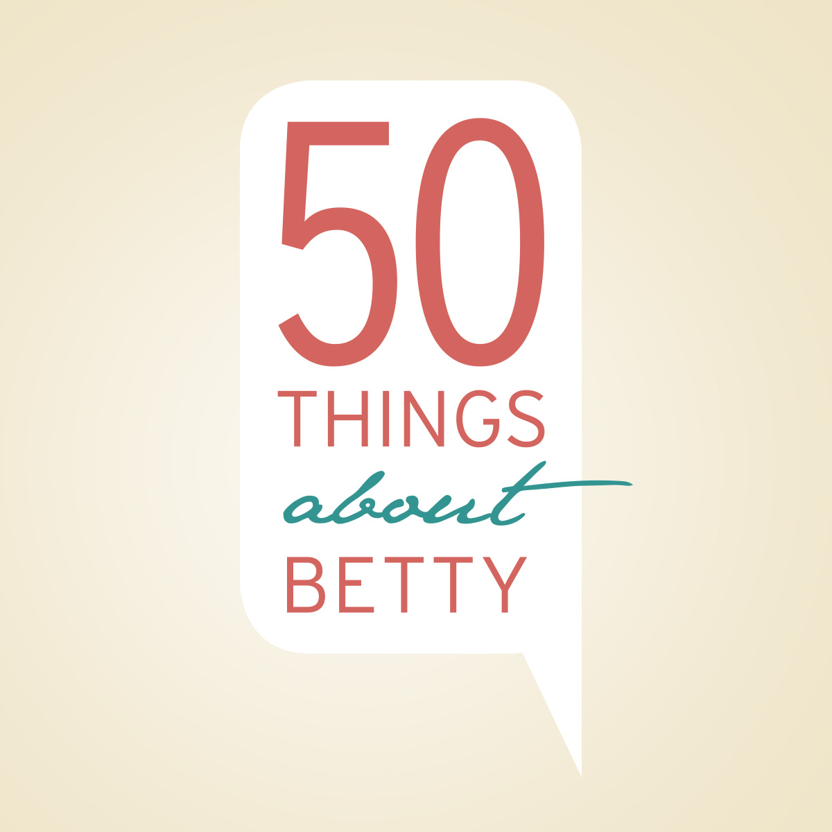 50 things about